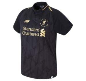 Women's LFC 6 Times 18/19 Home Short Sleeve Jersey