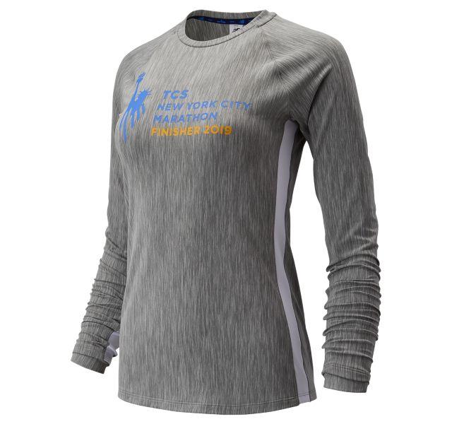 Women's 2019 NYC Marathon Transform Long Sleeve