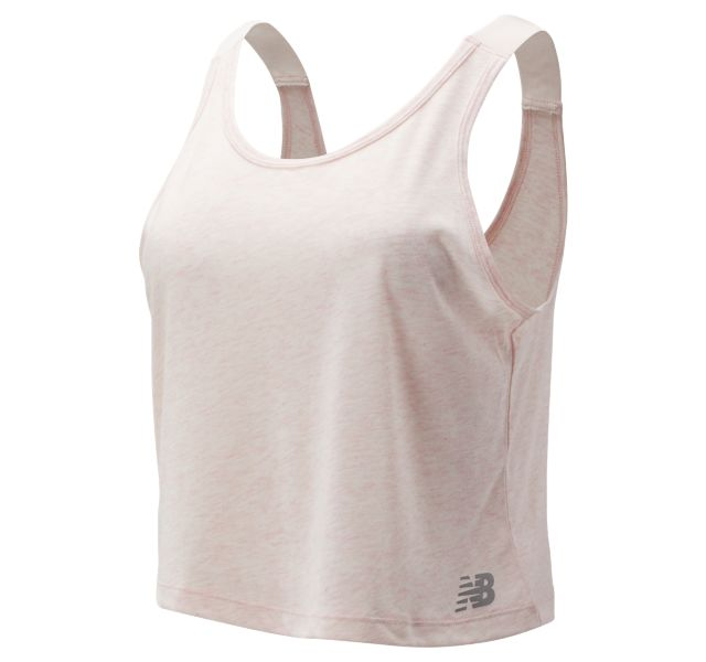 Women's Relentless Crop Tank