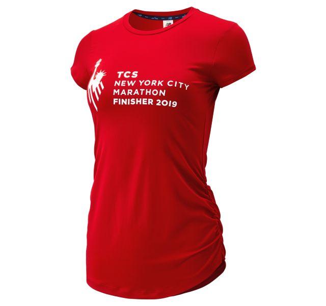 Women's 2019 NYC Marathon Transform Perfect Tee