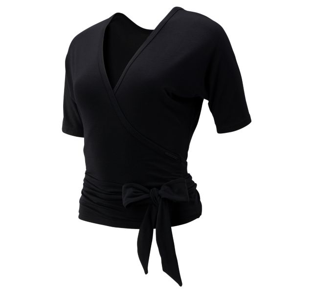 Women's Balance Two Way Wrap Tee