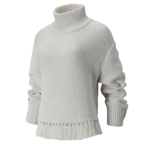 Women's Balance Fringe Sweater