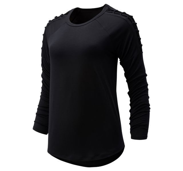 Women's Balance Macrame Long Sleeve