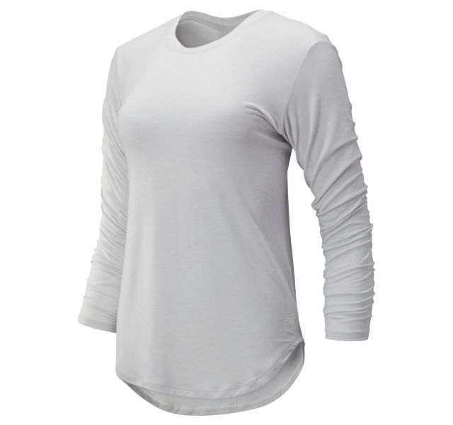 Women's Evolve Twist Back Long Sleeve