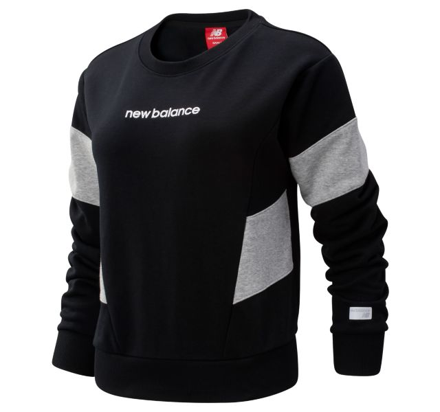 Women's NB Athletics Classic Fleece Top