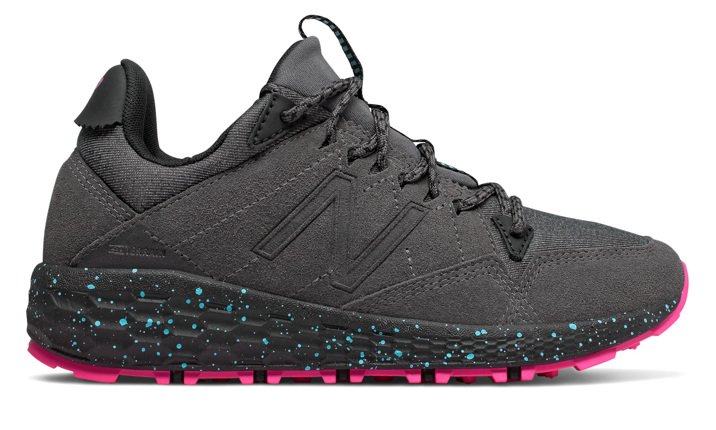 Women's Fresh Foam Crag Trail