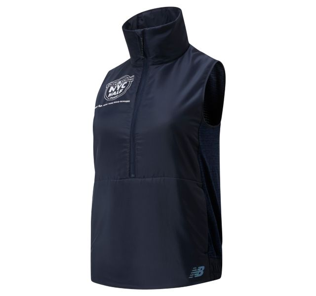 Women's 2020 United Airlines Half NB Heat Grid Vest