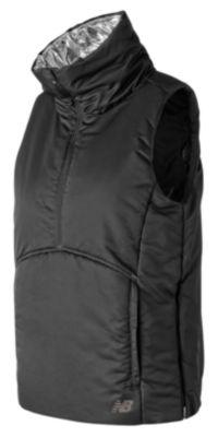 Women's NB Radiant Heat Half Zip Vest