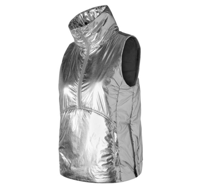 Women's Shine NB Radiant Heat Half Zip Vest