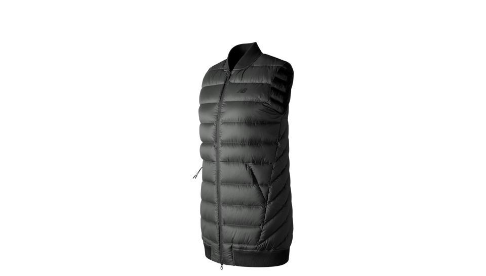 New Balance NB Heat Down 600D Vest Mujer | Comprar en Peru