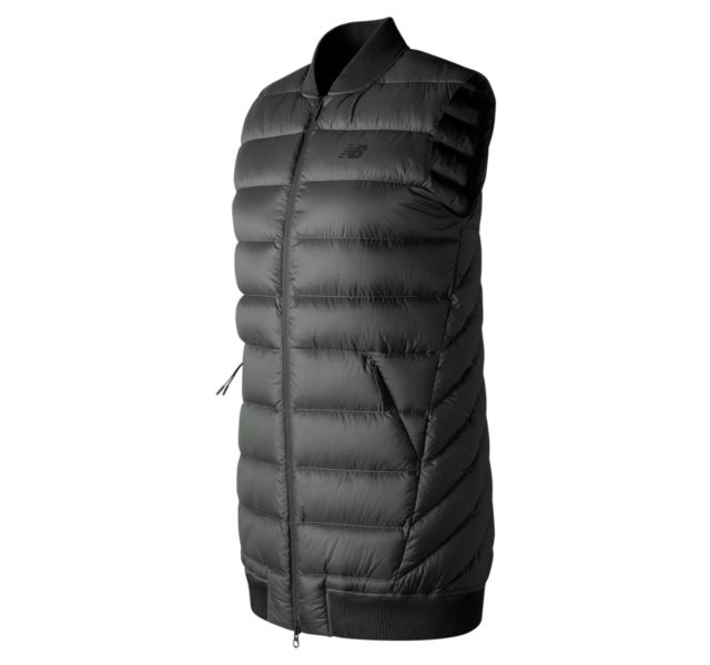 Women's NB Heat Down 600D Vest