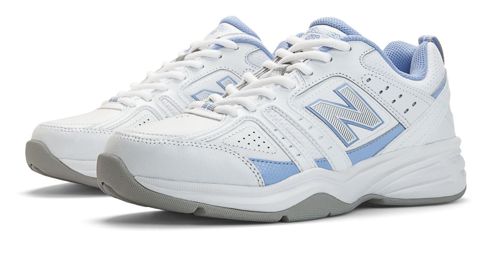 New Balance Womens 409v2 Cushioning Cross Trainers Shoes