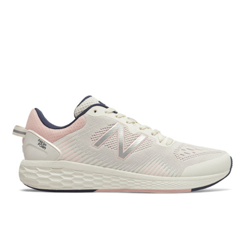 Fresh Foam Cross TR Women's Training Shoes - Off White/Pink/Navy (WXCTRLS1)