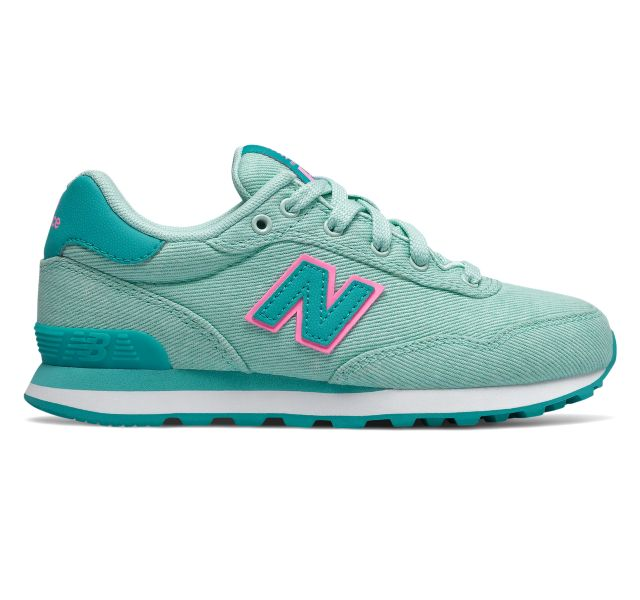 New Balance 515 Canvas Kid's Sneaker