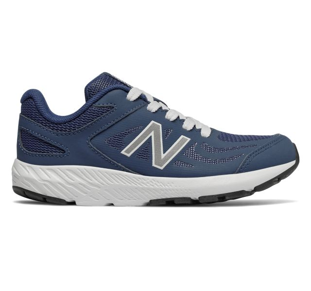 New Balance Kid's 519 Big Kids Male Shoes