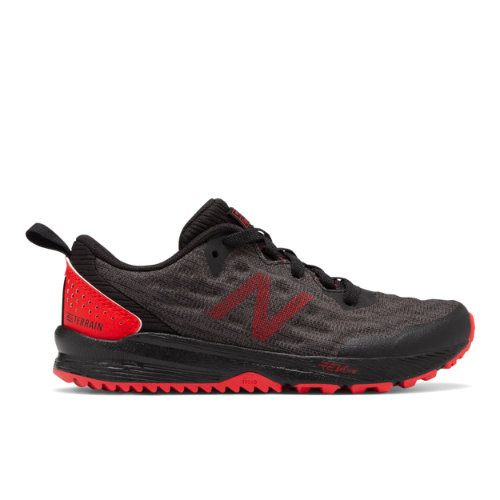 FuelCore NITREL Kids Pre-School Running Shoes - Black (YPNTRBP)