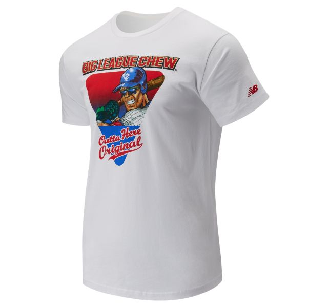 Kid's Big League Chew Graphic Tee