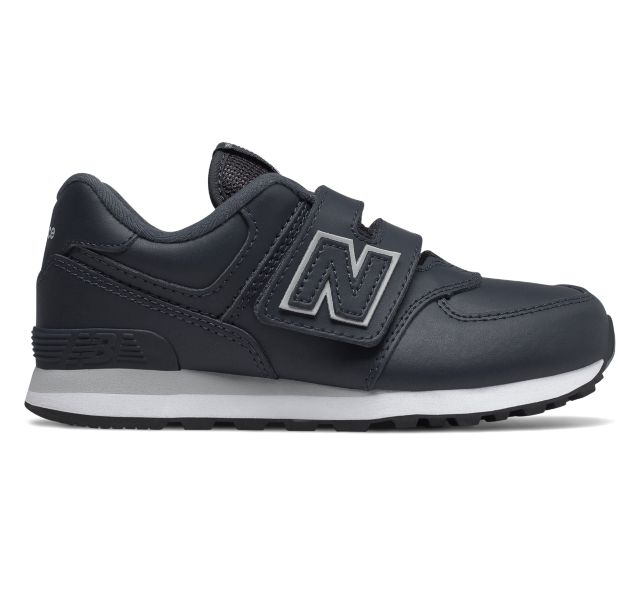 New Balance Kid's 574 Big Kids Male Shoes