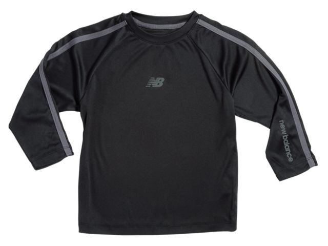 Boy's Athletic Long Sleeve Top