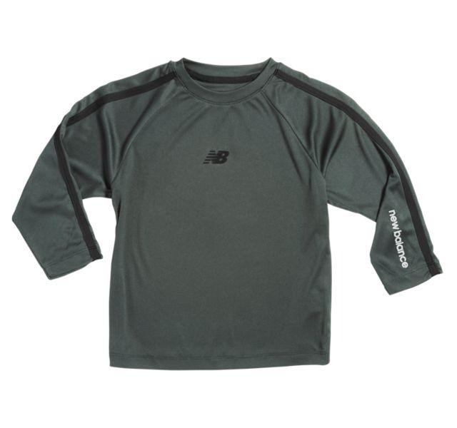 Boy's Athletic Long Sleeve Top