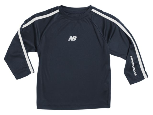 Youth Athletic Long Sleeve Top