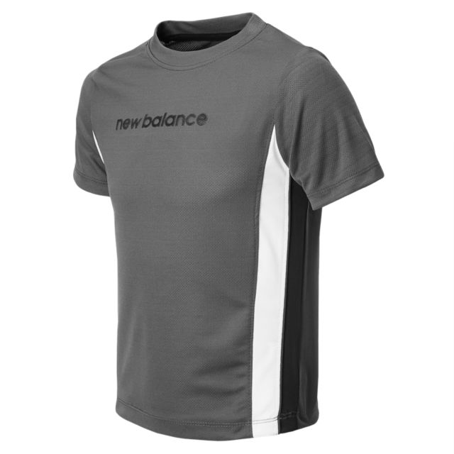Youth Athletic Short Sleeve Top