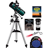 Orion StarBlast 4.5 EQ Reflector Telescope Kit
