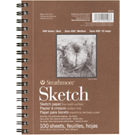 Small Strathmore Sketch Pad