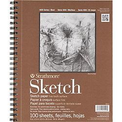 Large Strathmore Sketch Pad