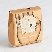 Let's Play Bottleneck Gift Tag