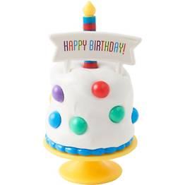 Melting Birthday Cake