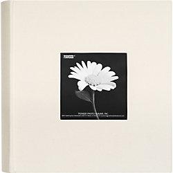 2-Up Ivory Fabric Photo Album
