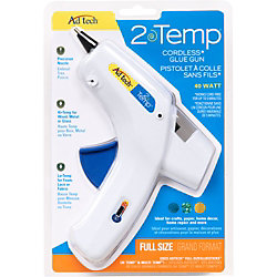 Two Temp Cordless Glue Gun