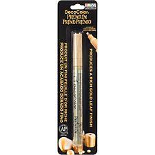 DecoColor Gold Marker