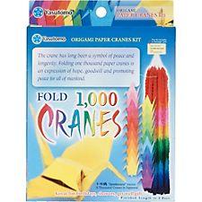 1,000 Cranes Origami Kit