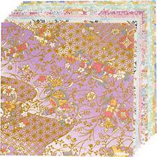 Yuzen Pastel Fine Paper Pack