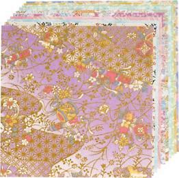 Pastel Yuzen Paper