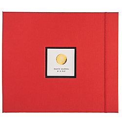 Kinsho Red Photo Journal
