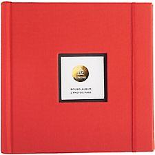 Kinsho Red Photo Album