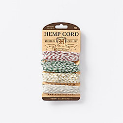 Metallic Classic Hemp Cord