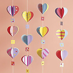 Heart Air Balloon Craft Kit