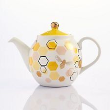 Hello Honey Tea Pot