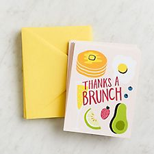 Thanks A Brunch Stationery