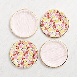Garden Party Plates - Small