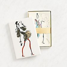 Haute Couture Stationery