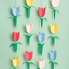 Tulip Garland Kit