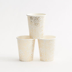 Abstract Betsy Party Cups