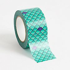 Mermaid Scales Washi Tape