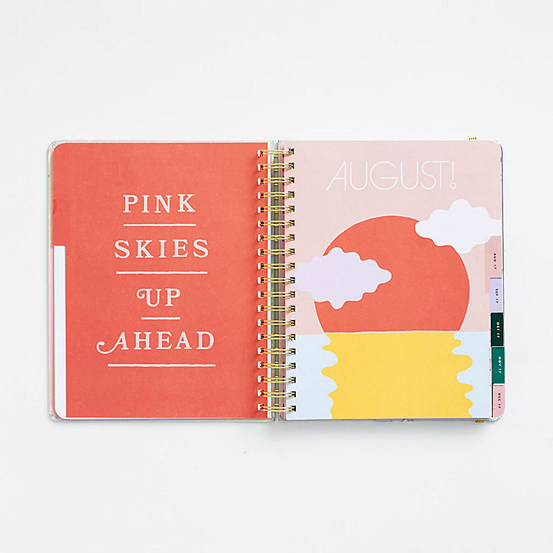 pink skies up ahead mantra