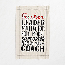 Leader Teacher Tea Towel